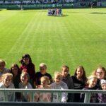 Best Friends Day beim VfL Wolfsburg